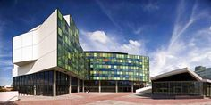 Jane Foss-Russell Building at University of Sydney by John Wardle Architects
