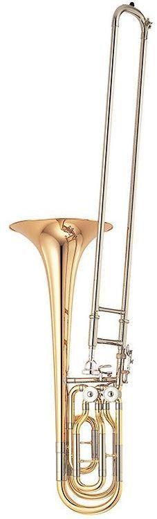 Yamaha YBL-620G Professional Bass Trombone | D Slide Included