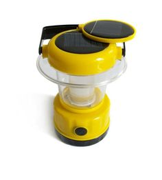 Solar LED Lantern | Cool Solar Powered Inventions