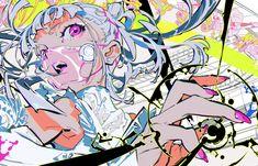 Kunst Inspo, Art Inspo, Art And Illustration, Amazing Drawings, Cute Drawings, Anime Kunst, Anime Art, Complex Art, Fantastic Art