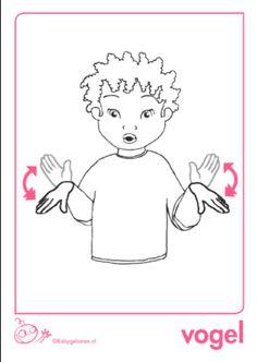 Babygebaren Vogel Baby Hacks, Baby Tips, Baby Sign Language, Snoopy, Babies, Kids, Fictional Characters, Speech Therapy, School