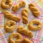 Koulourakia. Traditional Greek cookies :)