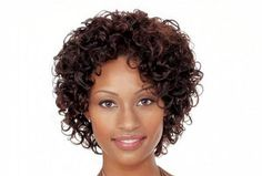 Short curly 2