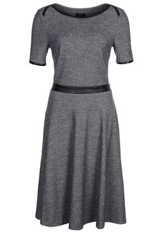 Escada ENEJ - Strickkleid - early grey  as worn by Claire Underwood in House of Cards ep.7 #houseofcards #claireunderwood #robinwright