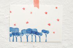 Pine trees. by Raichel's