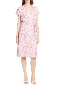 online shopping for Joie Bethwyn Floral Wrap Dress from top store. See new offer for Joie Bethwyn Floral Wrap Dress Wrap Dress Floral, Faux Wrap Dress, Best Wedding Guest Dresses, Dress Clothes For Women, Nordstrom Dresses, Women's Fashion Dresses, Plus Size Dresses, Short Sleeve Dresses, Dress Online