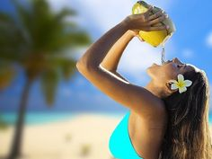 Coconut water is the ultimate thirst quencher and offers a tasty alternative to water. Coconut water has great calorific value along with fat and minerals with nitrogenous substances. To know more benefits of coconut water visit https://www.youtube.com/watch?v=qCWnydYS9V