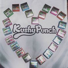 SAVE THE DATE! KUSHY PUNCH PATIENT APPRECIATION APRIL 2nd!!!! Make sure stop at your favorite collective for some samples;)