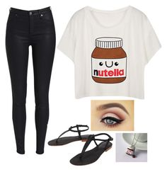 """""""Goofy day"""" by isabellemartinez21 on Polyvore featuring Cocobelle"""