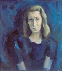 Rita Angus by Theo Schoon Chuck Close Portraits, Nz Art, Mona Lisa, Artist, Artwork, Painting, Image, Work Of Art, Auguste Rodin Artwork