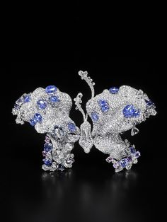 cindy chao jewelry | Cindy Chao's Million-Dollar Jewel: Madam Butterfly