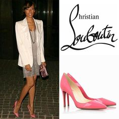 Christian Louboutin New Decoltissimo 85 Pointed Toe Pumps Pink [CLPTPS25] - $111.10 : Designershoes-shopping, World collection of Top Designer high heel UP TO 90% OFF!