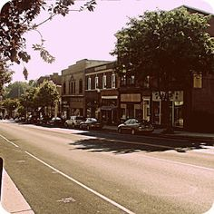 Marion, Virginia (2011)...my husband's hometown