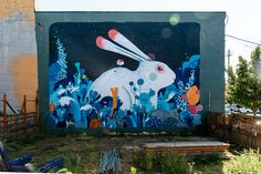 Forest for the Trees is a public mural project based in the Pacific Northwest with the goal of...
