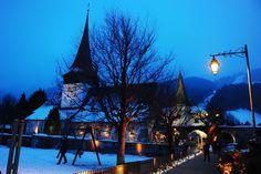 Rougemont - Los pueblos más bonitos de Suiza: los Petit Suisse rurales