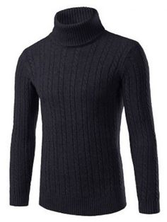 GET $50 NOW | Join RoseGal: Get YOUR $50 NOW!http://www.rosegal.com/sweaters-cardigans/turtle-neck-kink-design-slimming-716711.html?seid=6150397rg716711