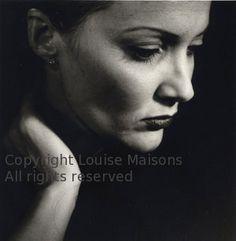 Portrait of Bernadette Seacrest copyright Louise by LouiseMaisons, $2600.00