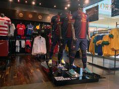The Nike Room @ #UWS Orlando (Florida Mall). January 2013.