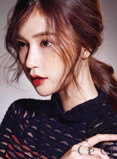 Vivian Cha for CeCi Magazine Oct '15 Issue