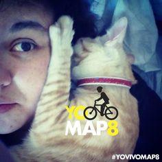 #YOVIVOMAP8. Ray & Me