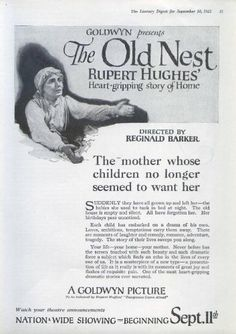The Old Nest (1921)
