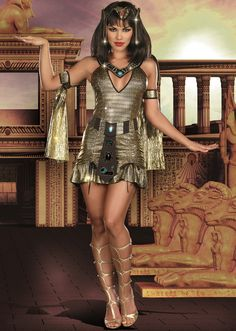 Sexy Cleopatra Costumes, Sexy Women's Cleopatra Costumes, Sexy Egyptian Costumes, Couples Halloween Costumes