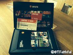 Man Utd Ticket Pack...