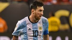 Lionel Messi called time on his 11-year international career with Argentina on Sunday night following defeat in the final of the Copa America Centenario