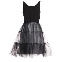 Macallister Dress Black