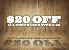 Get $20 off all purchases of $100 or more at the workbootworld.com. Includes all regular and clearance priced items. Offer valid until November 11th, 2015. Must use promo code: WBW201115