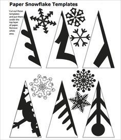 There is only one simple reason for this really; you will find the best snowflake templates free for download and use to decorate your room here. Description from sampletemplates.com. I searched for this on bing.com/images