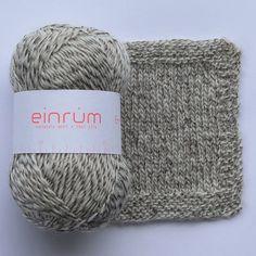 E 5144 + 4 hvid barýt - Einband - Einrúm garn
