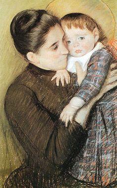 Helene de Septeuil 1889 Painting By Mary Cassatt - Reproduction Gallery Pierre Auguste Renoir, Edouard Manet, Edvard Munch, Edgar Degas, Camille Pissarro, Mark Rothko, Mary Cassatt Art, Monet, Pop Art
