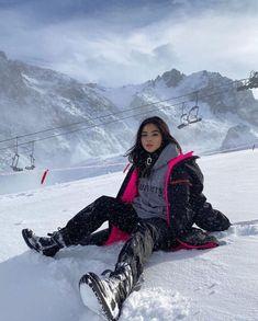 Sport Winter, Winter Fits, Winter Snow, Photo Ski, Mode Au Ski, Snow Outfit, Ski Season, Instagram Pose, Winter Pictures