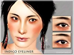 adult/adult Found in TSR Category 'Sims 3 Eye Liner' Family Flowers, Sims 4 Cc Makeup, Sims 4 Cc Skin, Goals And Objectives, Healthy People 2020 Goals, Sims 3, Bob Hairstyles, Eye Liner, Make Up