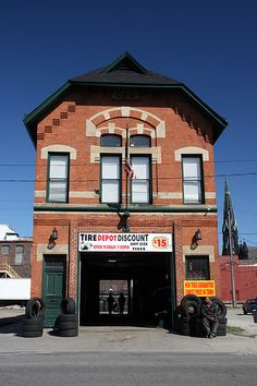 Converted Fire Station | Cleveland | Thom Sheridan | Flickr