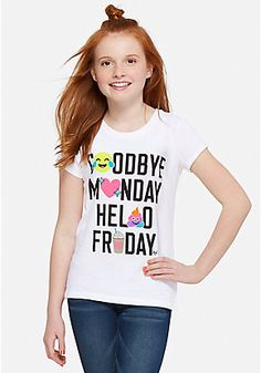 Goodbye Monday Tee