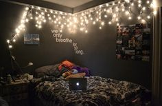 #Cute #room #tumblr #lights