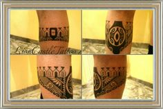 Tattoo Maori Por LionCastleTattoo