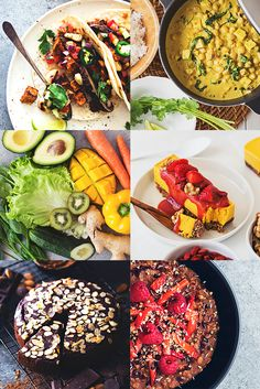 A quick and easy to make vegan chickpea, tofu and spinach curry that will warm you up and impress your friends and family! Vegan Fried Rice, Vegan Fries, Tortilla Bake, Beef Wellington Recipe, Spinach Curry, Skewer Recipes, Roasted Almonds, Santa Maria, Fresco