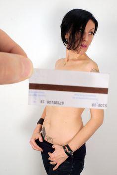 L'effet que nous fait le porno   Le ticket de Metro d'Ovidie