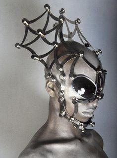 Manuel Albarran   #Fashion #Mask