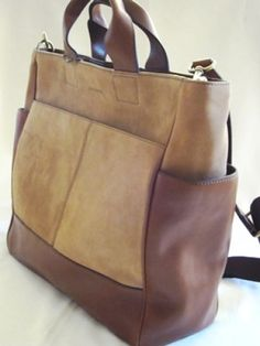 COACH BLEECKER SUEDE UTILITY TOTE