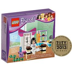 LEGO Friends Emma Karate Class Play Set - love this!! So unique!