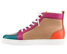 a6f473df7aa FootGift Chaussure sneakers bottine homme marron décontracté à la mode  respirante avec lacet et trous décoratifs EU50