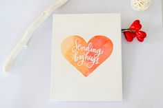 Clean and simple love card #handmadecards #ssswchallenge #simonsaysstamp #cardmaking