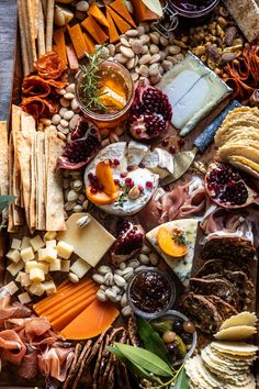 How to Make an Easy Holiday Cheese Board How to Make an Easy Holiday Cheese Board Wendy Cieslak wcieslak Half baked Harvest How to Make an Easy Holiday nbsp hellip Cheese Board Charcuterie Recipes, Charcuterie Platter, Charcuterie And Cheese Board, Cheese Boards, Party Food Platters, Cheese Platters, Party Food Buffet, Antipasto, Half Baked Harvest