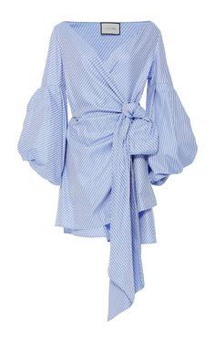 Mana Balloon Sleeve Dress by ALEXIS for Preorder on Moda Operandi