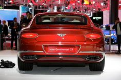 2018 Bentley Continental GT Is Predictably Irresistible in The Flesh - autoevolution Bentley Car, Bentley Continental Gt, In The Flesh, Amazing Cars, Luxury Cars, Motorcycles, Vehicles, Cars, Cutaway