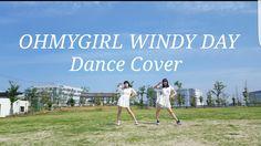 OH MY GIRL(오마이걸)_ WINDY DAY Dance Cover by SHUKARI